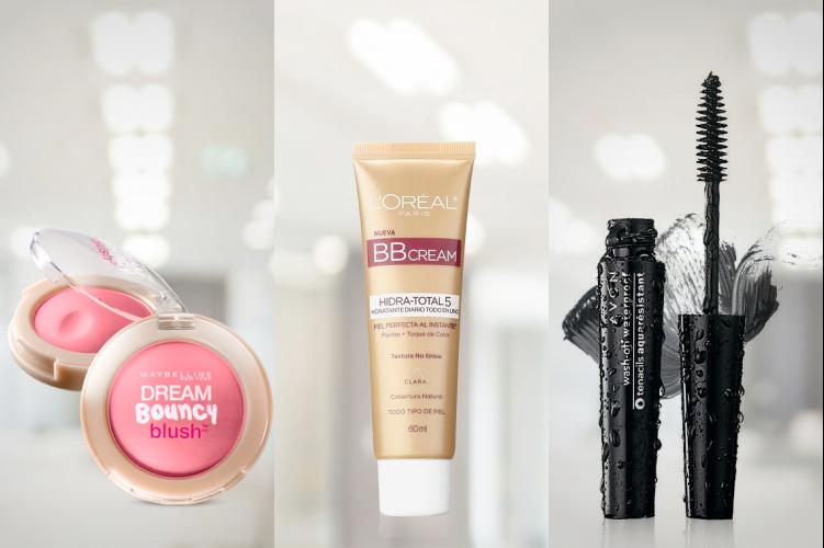 ¡Los indispensables para un maquillaje de oficina!