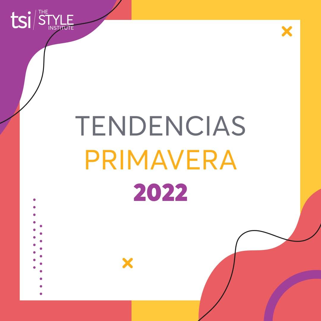 TENDENCIAS DE PRIMAVERA